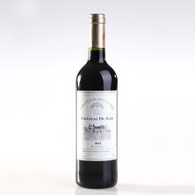 法国波尔多 AOC城堡级别 原瓶原装进口红酒 皇菲干红葡萄酒