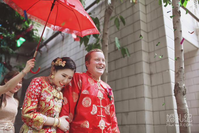 【婚礼必备套餐】双机摄影