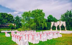 绿光森林(户外草坪婚礼)