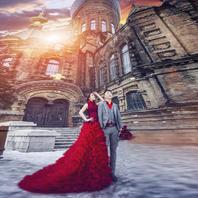 哈尔滨全城旅拍——策划式拍摄 我们不一样