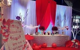 简约色系套餐·给你最实惠的婚礼