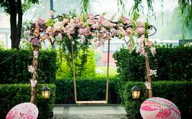 艾丽丝丨法式福楼丨日式主题婚礼