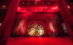 皇家婚礼【大唐中式红金色婚礼】