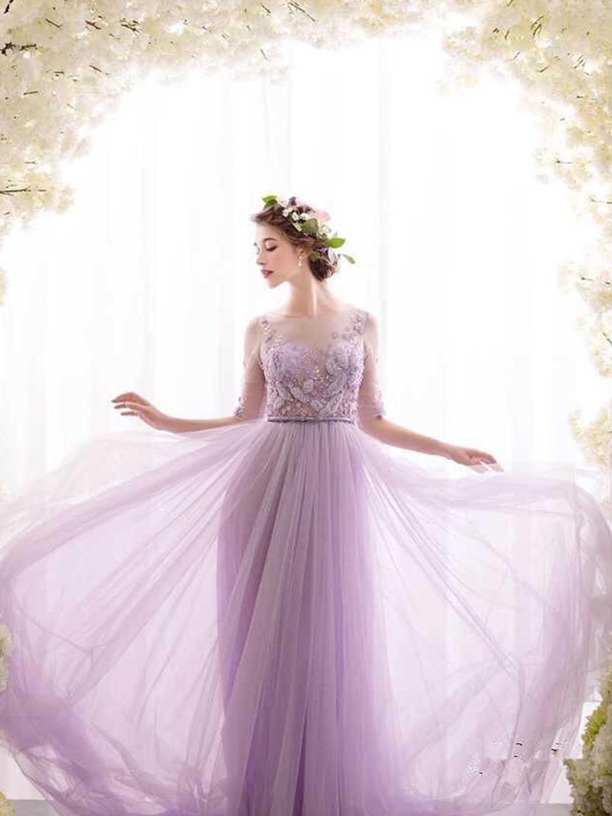 精选礼服婚纱礼服
