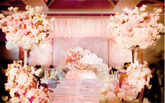 winter温特-粉色蜜恋,婚礼策划公司,婚礼纪 hunliji.