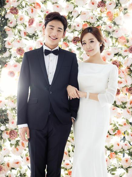 【左岸视界婚纱摄影】韩风简单去爱