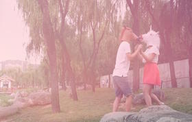 #生活中的童话#爱情微电影