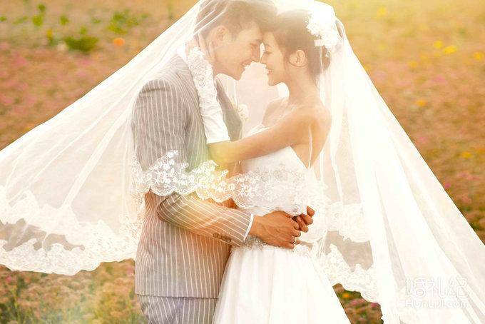 花海风情,婚礼摄影,婚礼纪