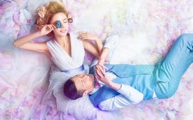 唯我珍爱时尚中国风纪实风婚纱照《凤冠霞帔》系列