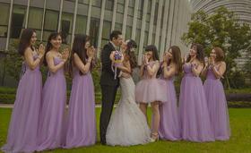 婚礼摄影 湖州月亮湾喜来登weddingday