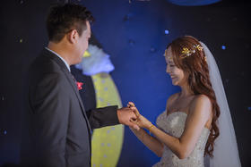 【纪实婚礼摄影】一场空姐空少的婚礼