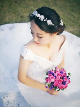 【新娘婚纱礼服】这辈子只签你的手