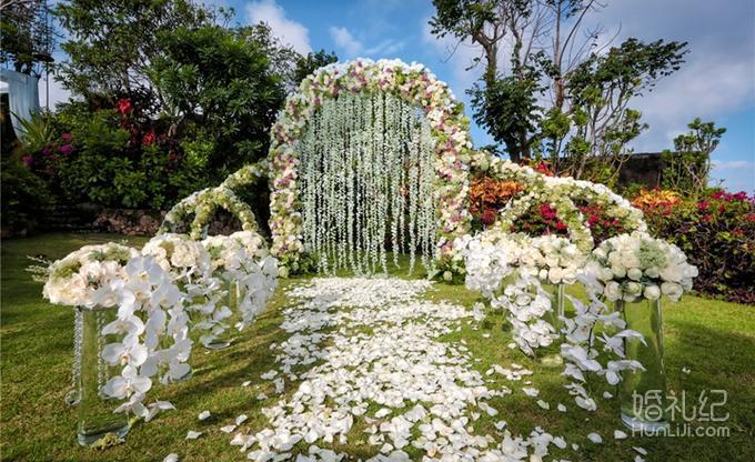 月—浪漫海岛婚礼