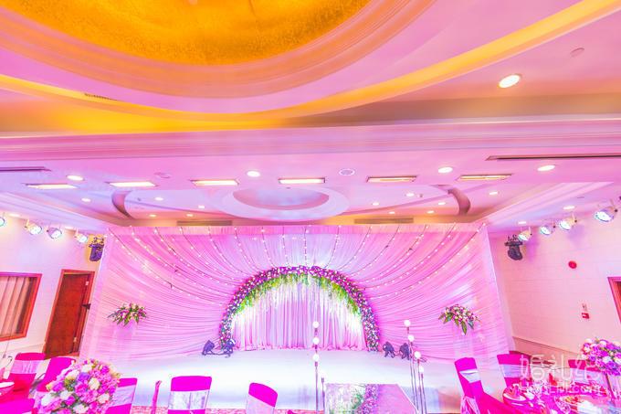 异形kt板桁架支撑 5. 婚礼主题装饰品