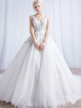 【新娘婚纱礼服】仙女出嫁