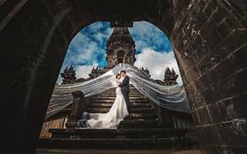 巴厘岛旅行婚纱
