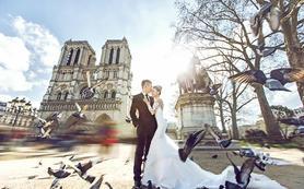 浪漫欧洲——巴黎