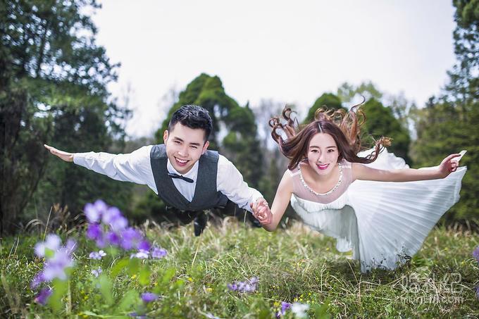 【纪绪摄影】南京婚纱摄影外景婚照