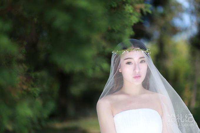【纪绪摄影】南京婚礼纪特惠春季二月兰外景婚照