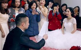 首席三机摇臂档婚礼摄像