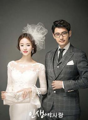首尔之恋——韩式婚纱照