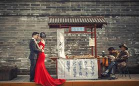 婚纱照拍摄套餐
