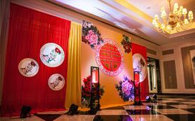 最传统【中式套餐】愿得一人心 大红色喜庆中式婚礼