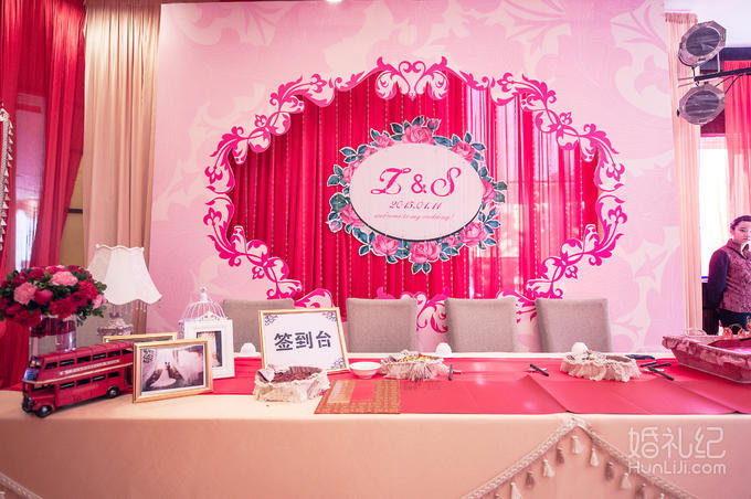 新中式婚礼——复古的记忆