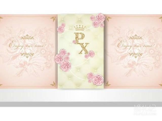 MR.W《简约欧式》,粉色温馨小婚礼