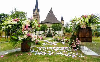 小世界婚礼
