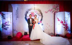 定制婚礼——双机位摄像