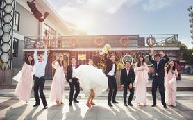 三机位婚礼跟拍-HOLA哈乐摄影