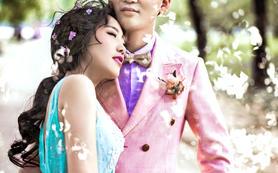 天籁婚纱2016小清新风来袭2799
