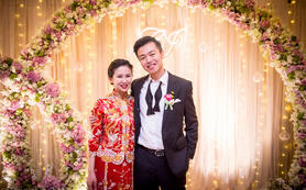 定制婚礼——双机摄影