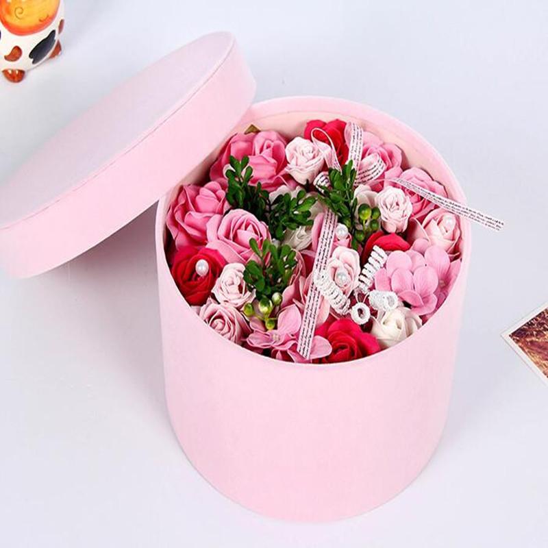 礼盒玫瑰花图片