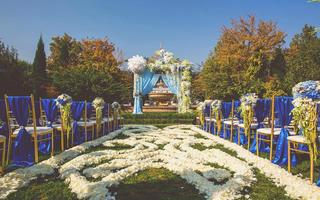 花木元素婚礼定制