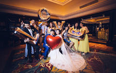 Top team婚礼三机位摄影团队