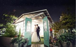 韩国乐恩婚纱摄影