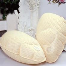 506充气魔术胸垫泳衣文胸插片内衣空气垫义乳丰胸垫