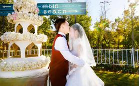 昆明迦楠视觉2699玫瑰心语婚纱套系