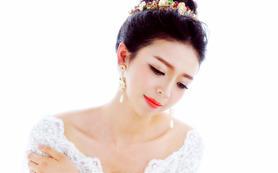 【卡洛美妆婚纱会馆】温馨新娘妆