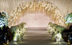 【大气韩式婚礼】—原色婚礼定制