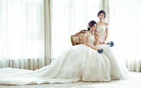 【美丽纱】出阁服+仪式纱+礼服完美套餐
