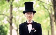 海东青:阿童木(孙铭君)婚礼四人团队