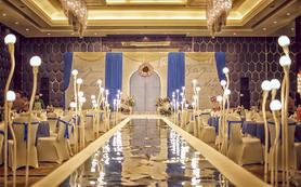 「情定爱琴海」主题婚礼套餐