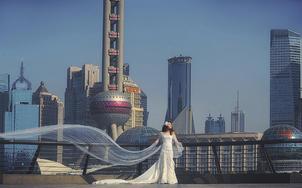 上海婚纱照套餐一