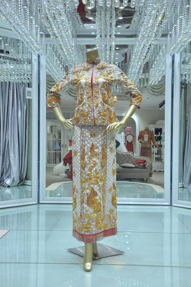 品位婚纱——古装系列之二