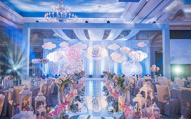 莱拉精致婚礼策划 — 一站式婚礼【水蓝色的声音】