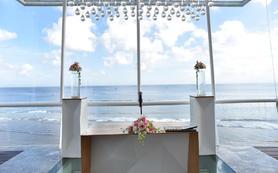 【芊寻海外婚礼】巴厘岛悬崖水晶教堂婚礼