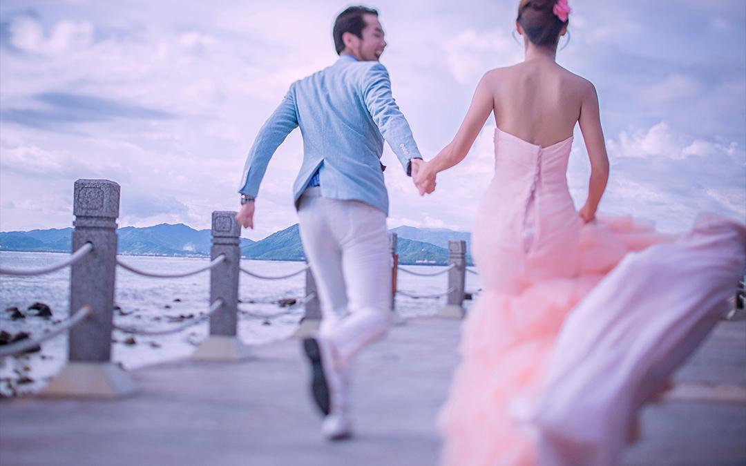 青岛旅行婚纱照 人气套餐